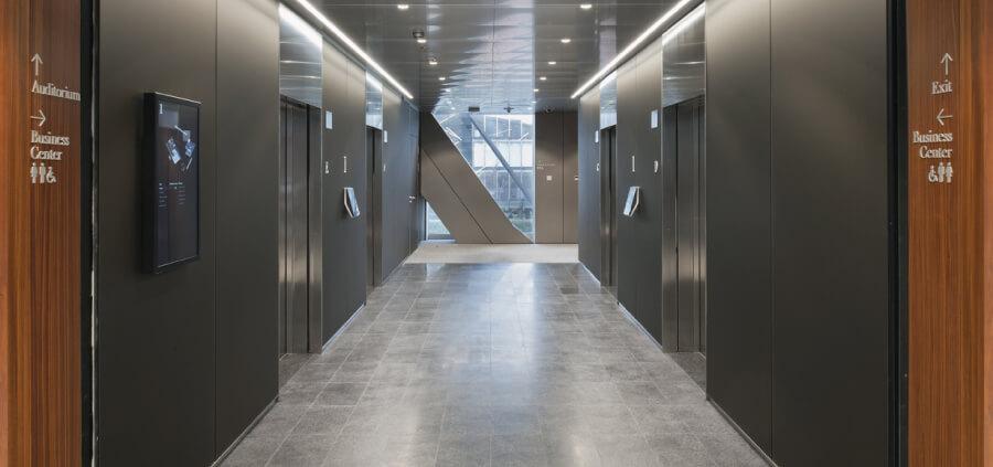 JTI signaletique business center